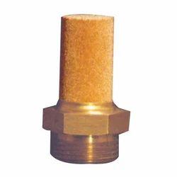 brass threaded silencer