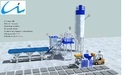 Fully Automatic Egg Laying Concrete Block Plant