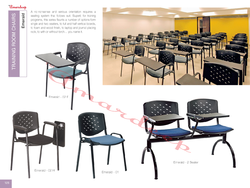 Training Room Chairs - Emerald