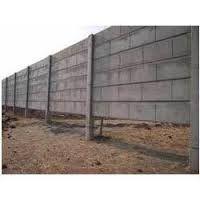 Readymade Concrete Boundary Wall