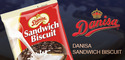Danisa Sandwich Biscuit