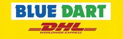 Blue Dart Express International Courier services
