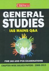 General Studies Ias Mains Q - Book