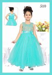 Vibrant Kids Gown