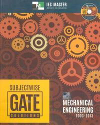 GATE Solutions Mechanical Engg Anthropology Books