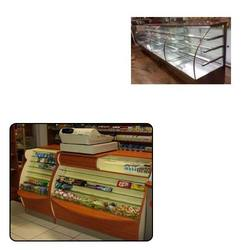Display Counters for Retail Industry