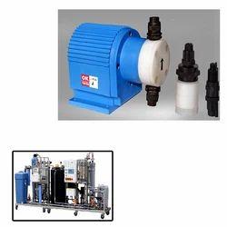 Dosing Pump for RO Plant