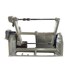 Turret Winder Machine