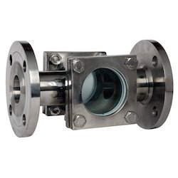 Double Window Sight Glass Valves
