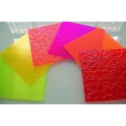 Plastic Acrylic Sheets Exporter from Mumbai