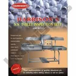 S.S Tablet Inspection Belt