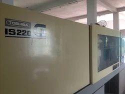 Used Toshiba 220 Ton Moulding Machine