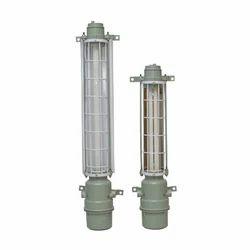 Flameproof LED Tube Light Fixture