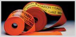 Underground Utility Protection Tape