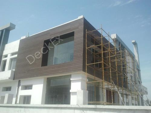 Wpc Outdoor Cladding Front Wall Cladding Importer From