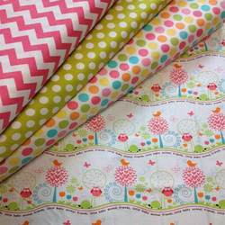 Organic Cotton Printed Fabric