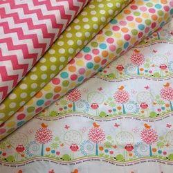 Organic Printed Fabric
