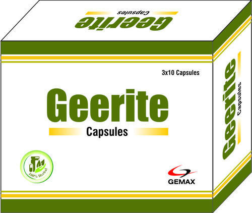 Pain Relieving Capsules