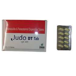 Nimesulide and Paracetamol Dispersible Tablet