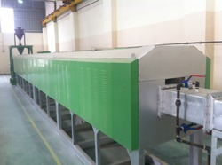 Continuous Hardening Tempering Heat Treatment Furnaces