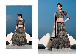fashionable lehenga choli