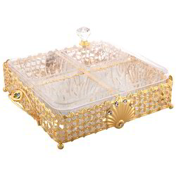 Metal Dry Fruit Box