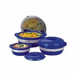 Fiesta Hot Pot Set Of 3 Pcs
