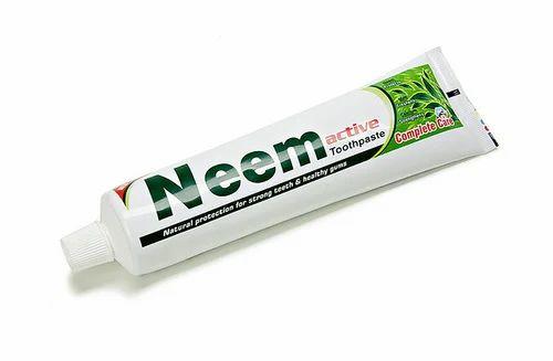 Ayurvedic Neem Toothpaste