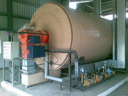Gas Fired Thermic Fluid Heater