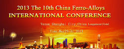 10th China Ferro Alloys International Conference