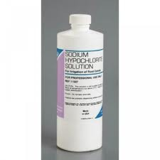 Sodium Hypochlorite For Endodontic