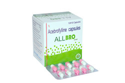 Allbro ( Acebrophylline 100 mg ) Capsule