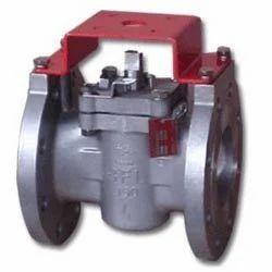 actuator plug valve