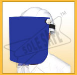 Furnance Observation Face Visor