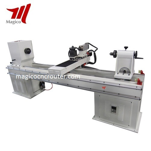 CNC Turning Lathes - CNC Wood Turning Lathe Machine Manufacturer ...