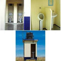 Eco Portable Toilet Cabin