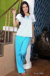 Summer Cotton Pajamas