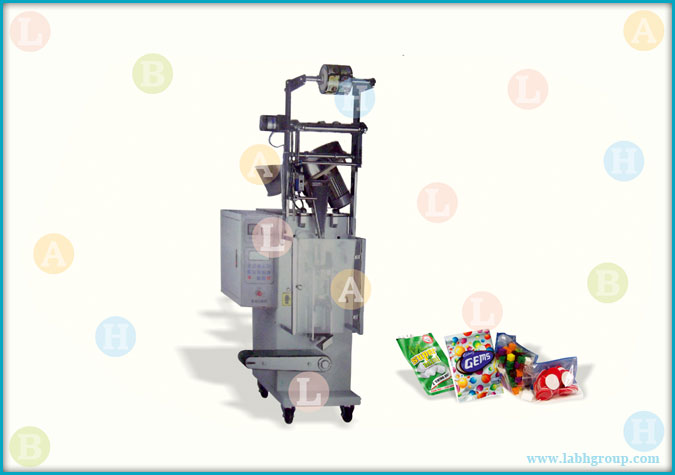 Automatic Sachet Packaging Equipment with Counter Filler