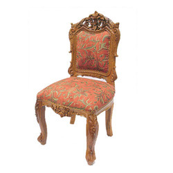 Classic Carved Chair