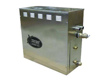 Steams Bath Generator