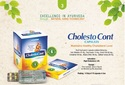 Cholesto Cont For Healthy Cholesterol Level