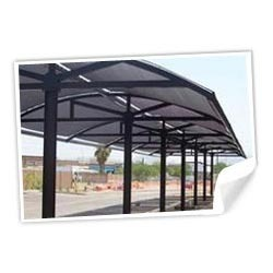 Parking Roof Shed