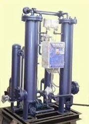 Heatless Compressed Air Dryer
