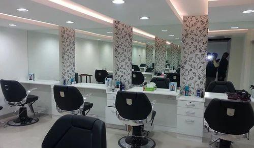 Salon Interiors Designing Services Salon Interior