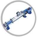 Quick Clean Hygiene Screw Pumps (Kxf Series)