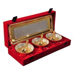 Wedding Gifts Set Brass Bowls