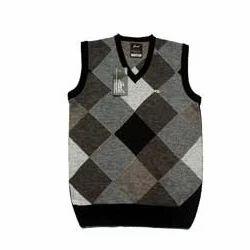 Men's Sleeveless V-Neck Golf Sweaters