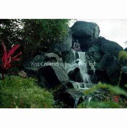 Farmhouse Waterfalls
