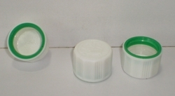 Child Resistant Pharmaceutical Bottle Caps