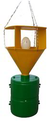 Insect Light Trap Folding (plastic) With Mercury Bulb